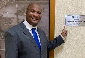 Vereador Sandro do Sindicato