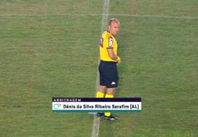 Árbitro Denis da Silva