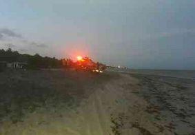 Jovem morre afogado ao tomar banho de mar com amigos em João Pessoa