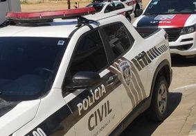 Operação prende parte de grupo suspeito de roubar idosos na PB