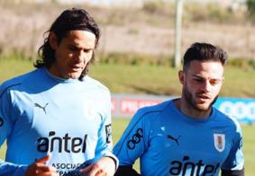 Cavani, Suárez e Arrascaeta: Uruguai divulga lista de convocados para Copa América no Brasil