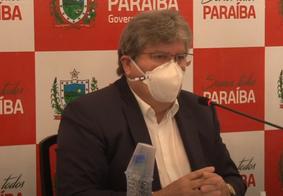 João Azevêdo, governador da PB
