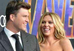 Noivo de Scarlett Johansson terá festa de despedida de solteiro dos 'Vingadores'