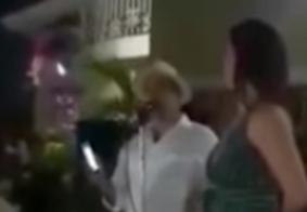 Vídeo: Após descobrir que a mulher lhe traiu com deputado, homem expõe situação em festa