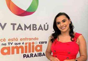 Nova contratada, Jaceline Marques quer se reinventar na Rede Tambaú de Comunicação