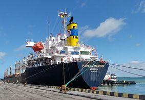 Porto de Cabedelo tem aumento de 25% em movimentação de cargas