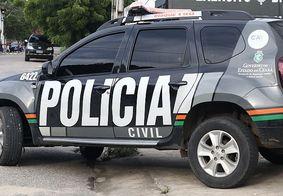 Irmãos paraibanos são presos por estelionato, em Fortaleza