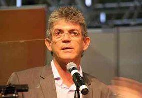 Áudio: Ricardo Coutinho faz balanço sobre segurança na Paraíba