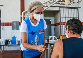 João Pessoa segue com foco na 2ª dose da vacina contra a Covid-19 nesta terça (30)