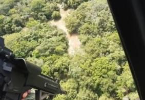 Vídeo: operação contra suspeitos de roubo termina em perseguição na Paraíba