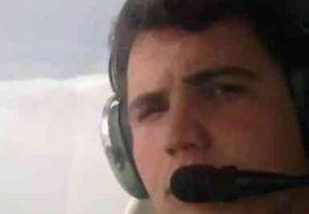 Piloto desaparecido após queda de avião é localizado vivo depois de 4 dias