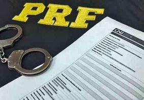 Foragido da justiça é preso em barreira sanitária de enfrentamento ao novo coronavírus na Paraíba