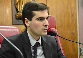 Lucas de Brito aceita convite de Luciano Cartaxo e se filia ao PV