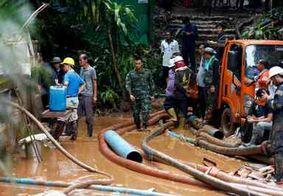 Mais duas crianças são resgatadas de caverna na Tailândia nesta terça