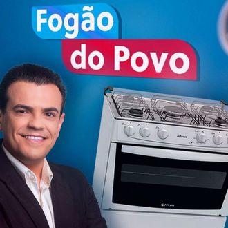 Promoção Fogão do Povo, da TV Tambaú, vai premiar telespectadores