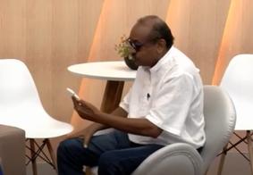 Iêdo Ferreira concedeu entrevista à TV Tambaú