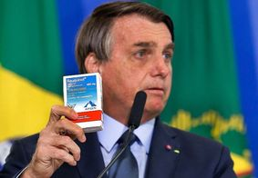 YouTube apaga vídeo de Bolsonaro defendendo uso de cloroquina contra covid