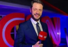 Repórteres da CNN Brasil sofrem acidente e um deles é internado em SP