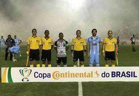 Botafogo-PB tenta virada contra o Londrina, no Paraná, para seguir vivo na Copa do Brasil