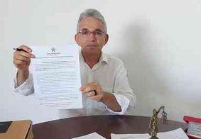 Antônio Barbosa, do PT, anuncia pré-candidatura a vice-prefeito na chapa de Ricardo Coutinho