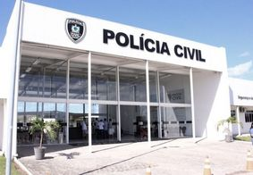 O suspeito foi levado para a Central de Polícia de João Pessoa