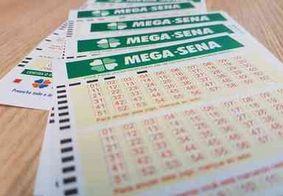 Prêmio da Mega-Sena sai para quatro apostadores; veja os números sorteados