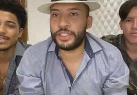 Orlandinho, o rei do piseiro, fala sobre vídeo do brega viralizou na web