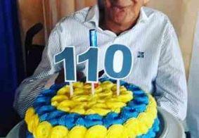 Idoso da Vila Vicentina, morto aos 110 anos por suspeita de Covid, ganhou festa em 2019; relembre