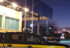 Mulher foragida da Justiça é presa no posto da PRF-PB em Campina Grande