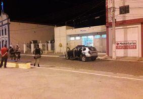 Agência dos Correios é invadida por quadrilha na Paraíba