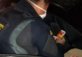 Com medicamento supostamente adquirido em João Pessoa, homem é preso vendendo ivermectina no RN