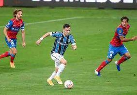 Libertadores: Grêmio vence a Universidad Católica e se aproxima da classificação