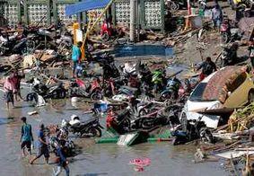Brasil faz doação de US$ 100 mil a vítimas de terremoto e tsunami na Indonésia