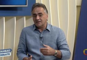 TCE alerta Luciano Cartaxo sobre risco de ter contas reprovadas por não pagar emendas impositivas