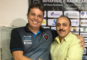 """""""Vários fatores colaboraram com esse momento"""", diz Evaristo Piza após renovação de contrato"""
