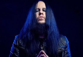 Joey Jordison, ex-baterista do Slipknot, morre aos 46 anos