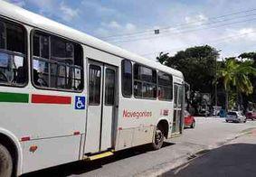 Frota de ônibus em João Pessoa segue reduzida nesta quarta (30), garante Sintur-JP