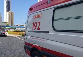 Vídeo: homem é arremessado de veículo durante capotamento na Paraíba