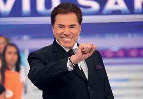 Silvio Santos aparece de pijama nos Estados Unidos e fãs registram; veja