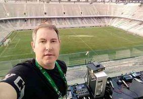 Sepultamento do corpo do jornalista Rafael Henzel será nesta quarta em Chapecó