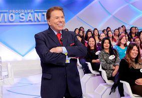 Aos 90 anos e com covid-19, Silvio Santos é internado em SP