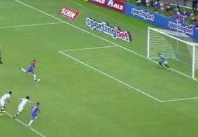 Vídeo: reveja gols pela terceira rodada da Copa do Nordeste