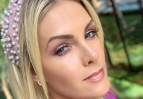 Ana Hickmann se defende após cometer gafe em espanhol