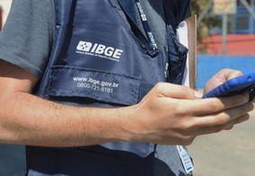 IBGE abre inscrições de concurso com 3.365 vagas na Paraíba