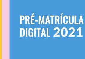 Pré-matrícula para aluno novato da rede pública estadual começa nesta segunda (25)
