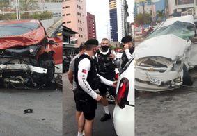 Causador de acidente que matou motorista em João Pessoa responde por estelionato