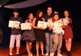 Projeto estimula leitura a alunos e já publicou nove livros em dez anos