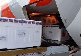 Paraíba distribui mais de 32 mil doses de vacina nesta segunda (27)