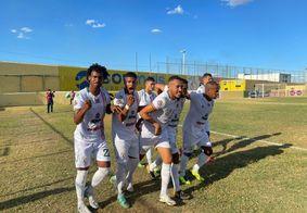 Sousa bate ABC e fica a um passo da fase de grupos da Copa do Nordeste