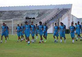 Representante da PB, Perilima finaliza treinos para estrear na Copa do Brasil Sub-20; Sport é o adversário